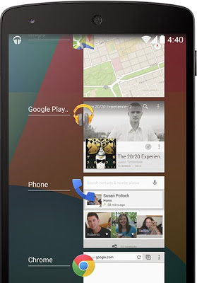 Google Nexus 5 released with Android 4.4 Kitkat