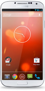 Samsung Galaxy S4 With Android 4.4 Update