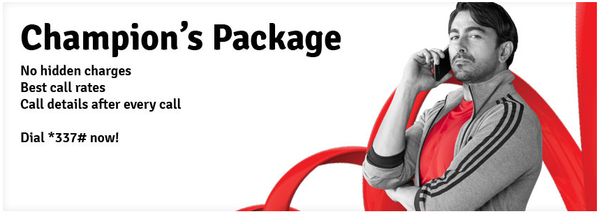 Mobilink Champions Package