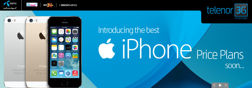 Telenor Launches iPhone Price Plans for Customers – PakistaniTech