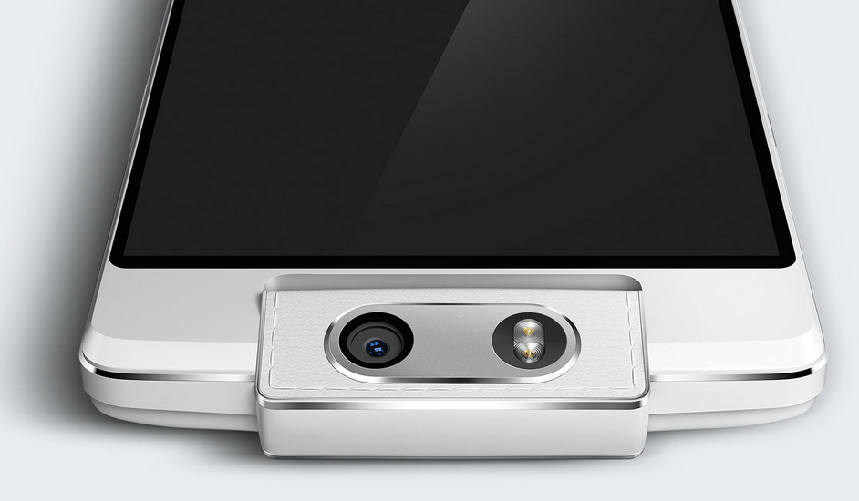 Oppo N3 Front