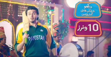 Watch Cricket World Cup 2015 with Telenor Offer